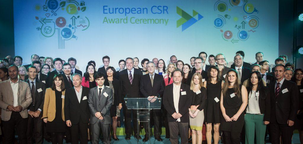 Evropska Nagrada za CSR Partnerstvo