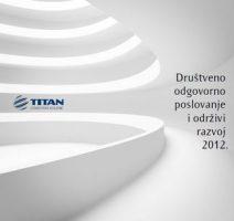 Titan CK izvestaj 2012