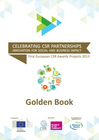golden book csr award