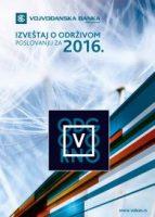 Izveštaj o održivom poslovanju za 2016.