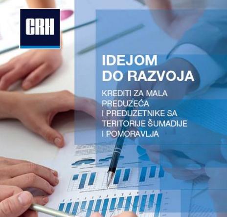 CRH Srbija - Idejom do razvoja