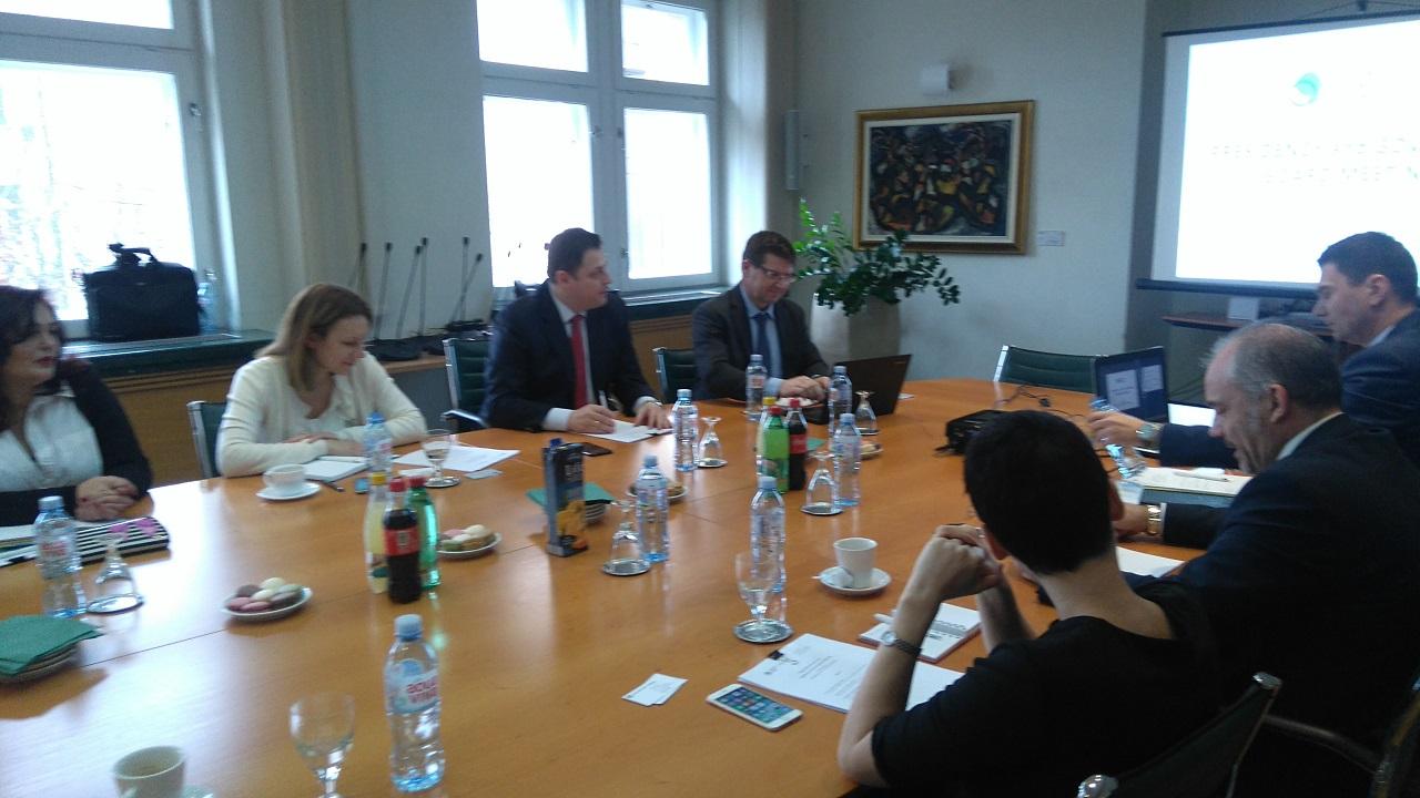 Sastanak Predsedništva i UO