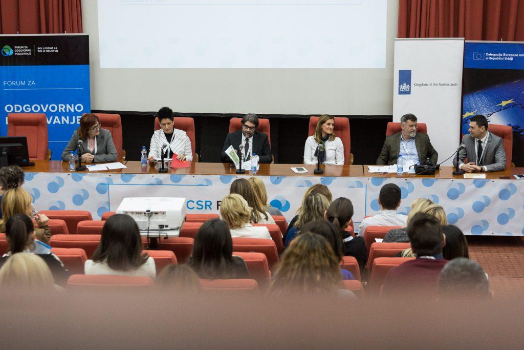 CSR Forum_panel Stanje CSR-a u Srbiji