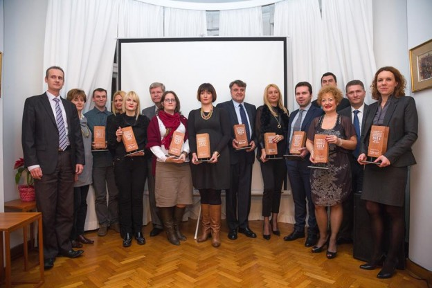 Award Winners 2014