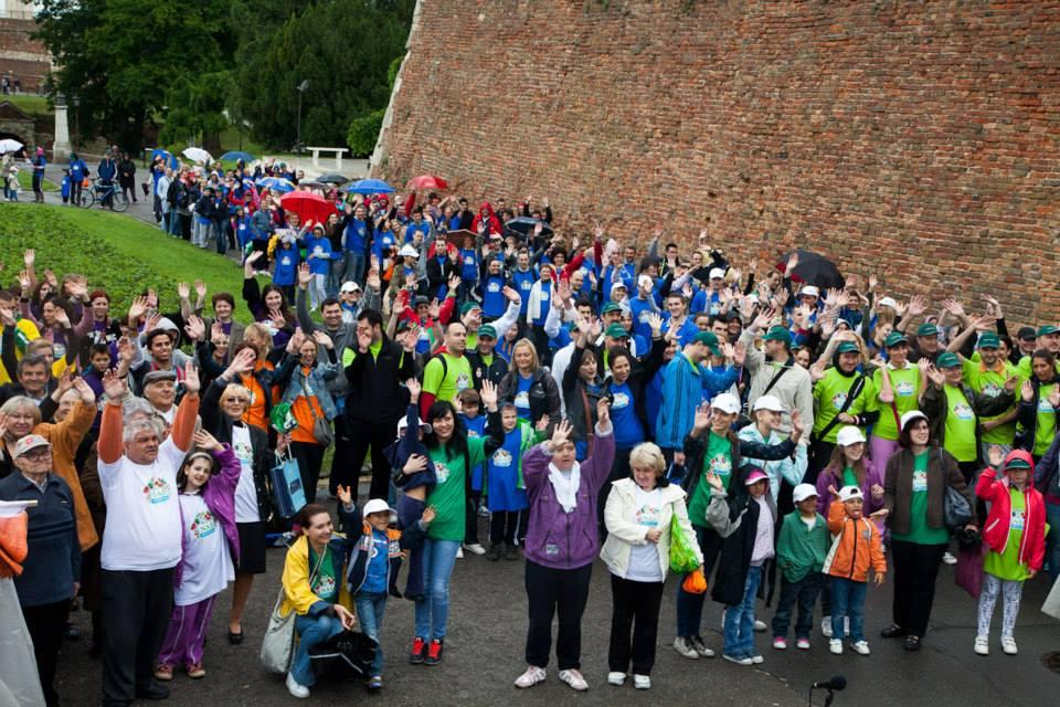 Naš grad - velike volonterske akcije Foruma01