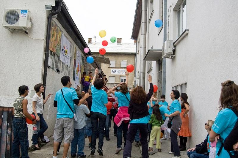 Naš grad - velike volonterske akcije Foruma08