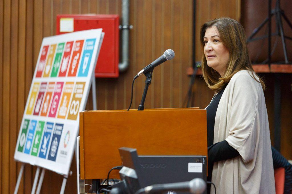 Marijana Pavlović, Predsednica Upravog odbora, Globalni dogovor u Srbiji
