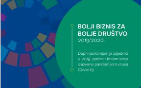 Bolji biznis za bolje društvo 2019-2020 izveštaj