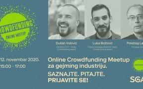 Crowdfunding Meetup