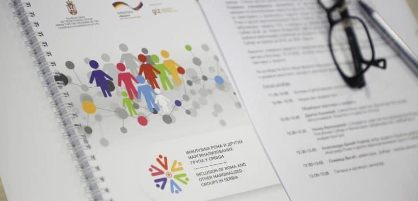 Inkluzija Roma i drugih marginalizovanih grupa, GIZ