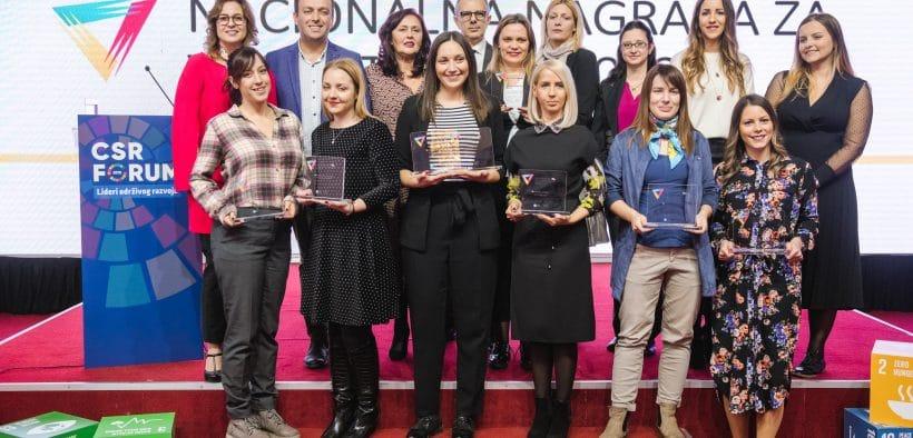 Nacionalna nagrada za volontiranje